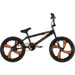 more details on Zombie Infest 20 Inch Mag Wheel BMX - Unisex