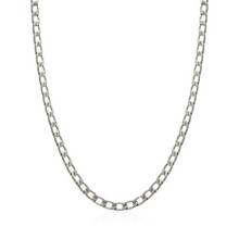Revere Men's Stainless Steel Curb Chain