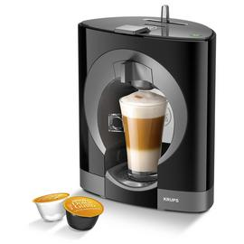 Nescafe Dolce Gusto by Krups Oblo Pod Coffee Machine - Black
