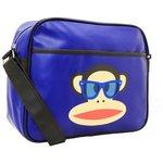 more details on Paul Frank Julius Monkey Glasses Despatch Bag - Blue.