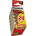 more details on Panasonic Pro Power AA Batteries - 24 Pack.
