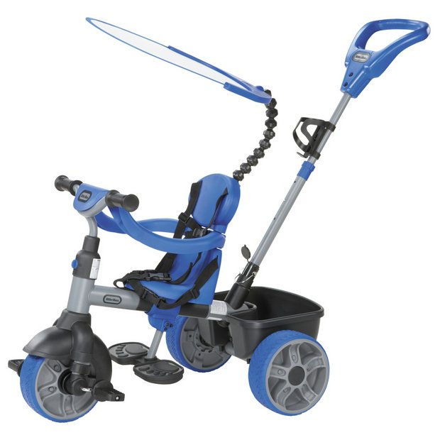 Buy Little Tikes 4 In 1 Trike Blue At Argos Co Uk Your