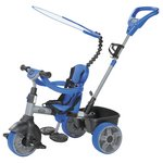 more details on Little Tikes 4-in-1 Trike - Blue.
