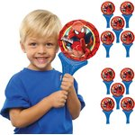 more details on Spider-Man Inflate-A-Fun Balloons - Pack of 10.