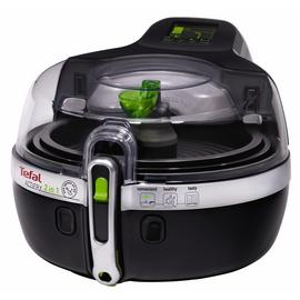 Tefal YV960140 Actifry 2-in-1 1.5kg Fryer - Black