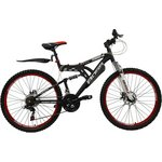 more details on Boss Dominator Front Suspension Mountain Bike