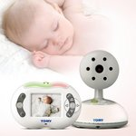 more details on Tomy TFV600 Digital Video Baby Monitor.