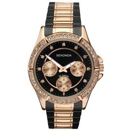 Sekonda Editions Ladies' Multidial Bracelet Watch