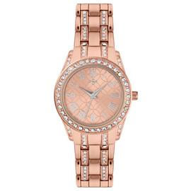 Spirit Lux Ladies' Etched Dial Bracelet Watch