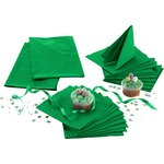 more details on Solid Colours Tableware Top-Up Kit - Emerald Green.