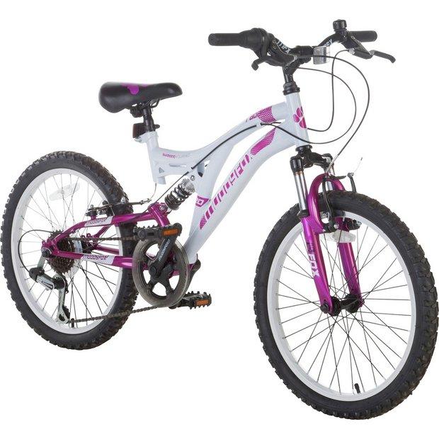 Buy Muddyfox Radar 20 Inch Dual Suspension Mountain Bike | null | Argos