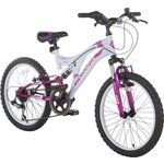 more details on Muddyfox Trinity Hardtail 24 Inch Mountain Bike
