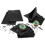 more details on Solid Colours Tableware Top-Up Kit - Black.