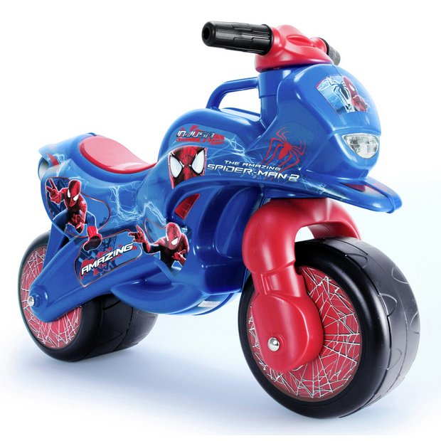 Buy Spider-Man Foot To Floor Ride On at Argos.co.uk - Your Online ...