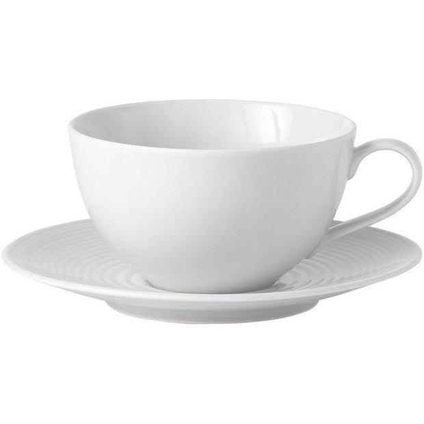Buy Royal Doulton Gordon Ramsay Maze 4 Cup And Saucer
