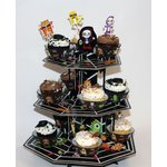 more details on Halloween Boo Crew Cake Stand and 48 Cake Cases.