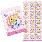 more details on Disney Princess Glamour Party Loot Bags - Pack of 24.
