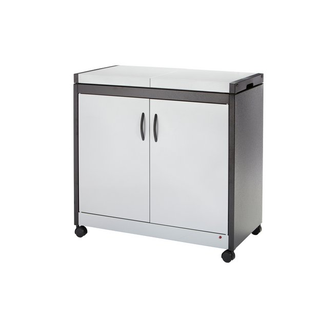 Kitchen Trolley Accessories: Buy Hostess HL6232SV Heated Hostess Trolley
