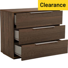 Argos Home Bergen 3 Drawer Chest