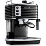 more details on De'Longhi ECZ351BLK Scultura Espresso Machine - Black.