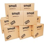 more details on StorePAK Heavy Duty Small Cardboard Storage Boxes - 10 Pack.