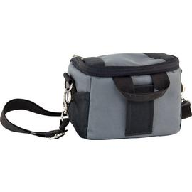 Cristal Bridge Camera Case - Black and Grey