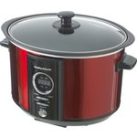 more details on Morphy Richards 460005 Digital Slow Cooker - 3.5 L - Red.