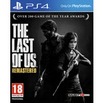 more details on The Last of Us Remastered PS4 Game