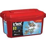 more details on K'NEX 52 Model Building Set Tub.