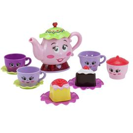 Chad Valley Pink Tea Party Set