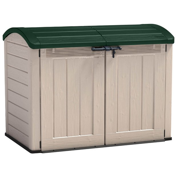 Buy Keter Store It Out Ultra Garden And Bike Store Beige