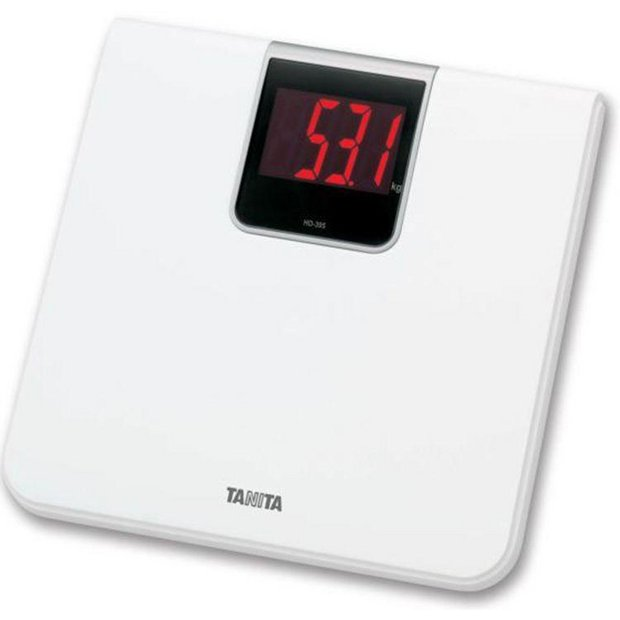 Buy Tanita Digital Bathroom Scales With Extra Large Led Display At Your Online