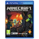 more details on Minecraft PS Vita Game.