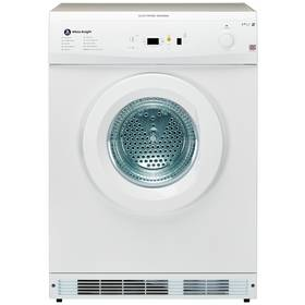 White Knight C86AW Vented Tumble Dryer - White