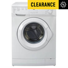 Bush F621QW 6KG 1200 Spin Washing Machine - White