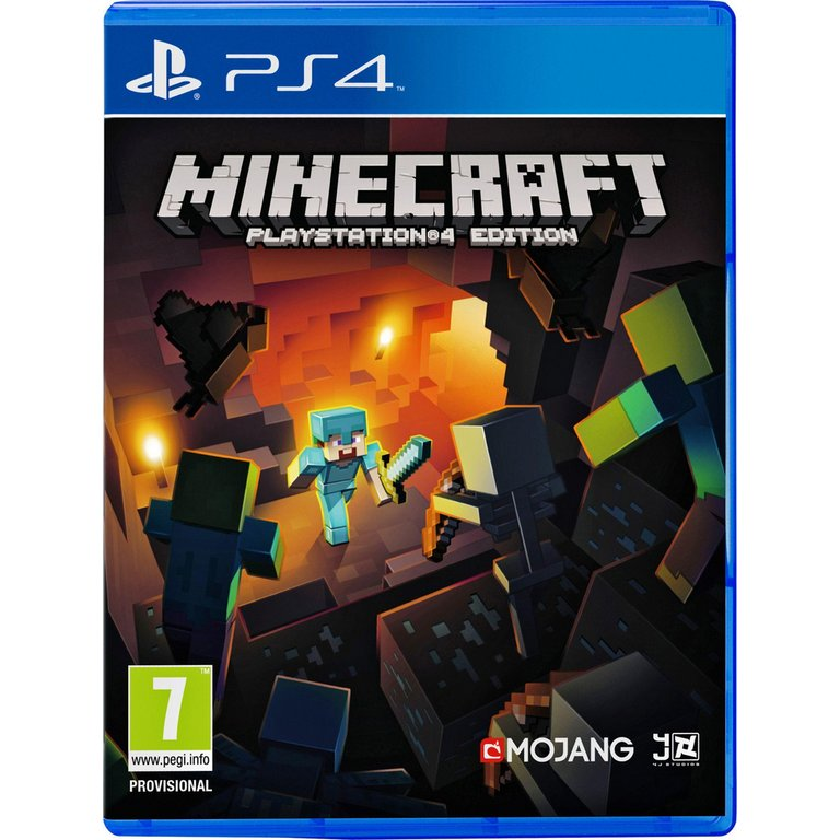 Buy Minecraft PS4 Game | PS4 games | Argos