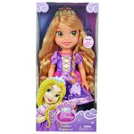more details on Disney Princess Toddler Rapunzel Doll.