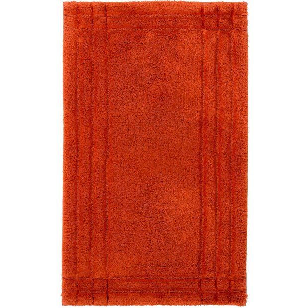 buy christy medium bath mat paprika at. Black Bedroom Furniture Sets. Home Design Ideas