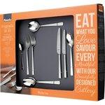 more details on Amefa Original Moderno 44 Piece Cutlery Set.
