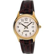 Lorus Ladies' Lumibrite Dial Strap Watch