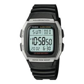 d3460ecddcc Casio Men s Digital LCD Black Resin Strap Watch