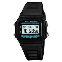 Casio Men's Chronograph and Alarm Digital LCD Watch