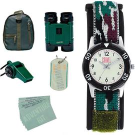 Boys Adventure Kit with Watch (225465177) Best Price and Cheapest
