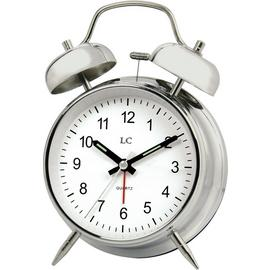 London Clock Company Twin Bell Alarm Clock