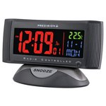 more details on Precision Radio Controlled 3 Colour Display Alarm Clock.