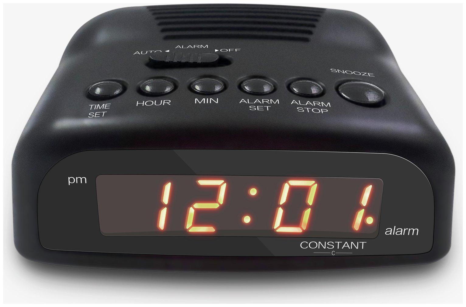 Alarm Clocks Clocks Argos