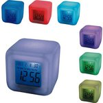 more details on Mayhem UK Aurora 30 Second Glow Colour Change Alarm Clock.