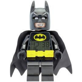 LEGO BATMAN MOVIE Batman Minifigure Alarm Clock