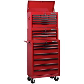 Hilka 19 Drawer Combination Tool Cabinet.