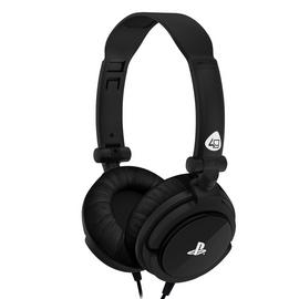 4Gamers PRO4-10 PS4, PS Vita Headset  - Black